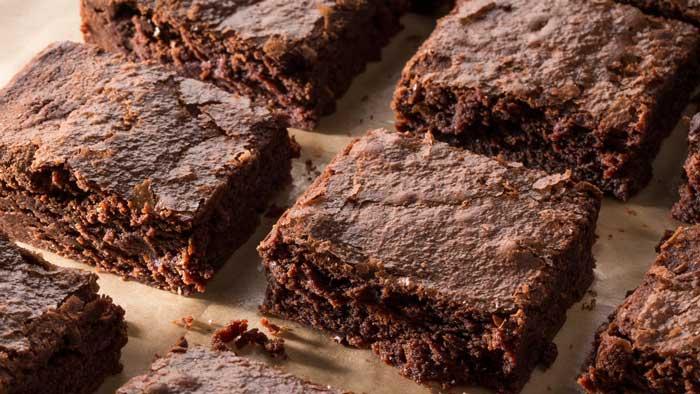 Soften Hard Brownies Overbaking