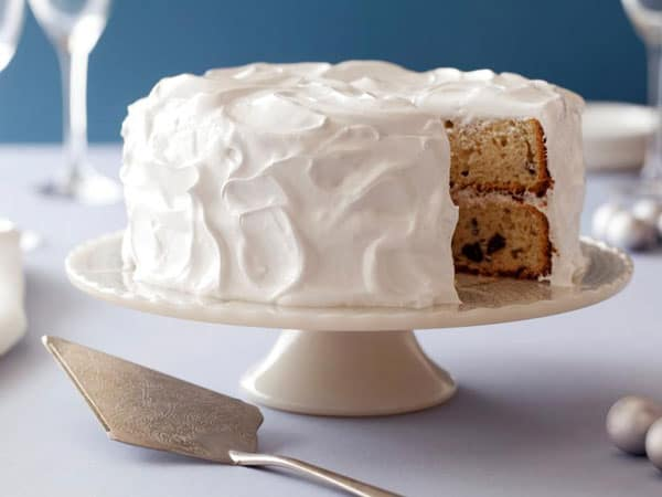 Cake for Maximum Freshness
