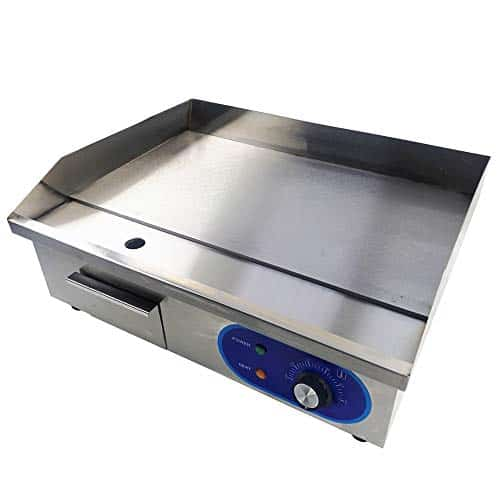 TAIMIKO Commercial Electric Griddle Flat Top Grill