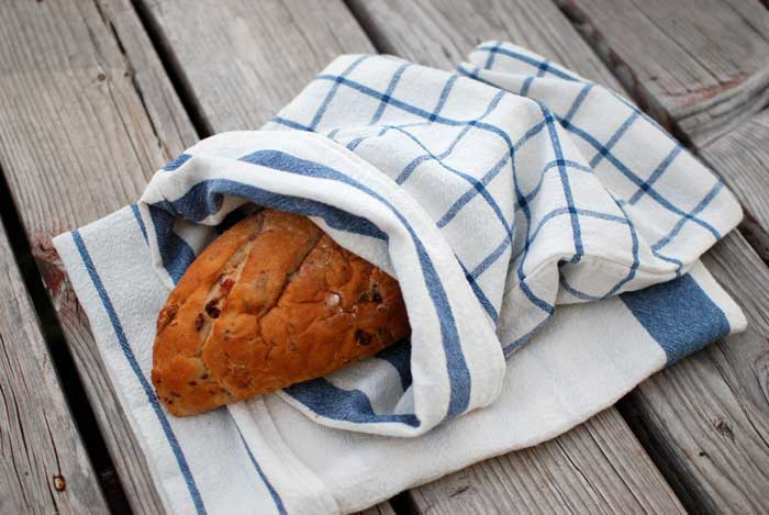 Use Cloth Bread Bags