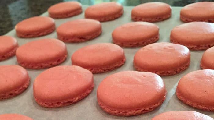 Use Readymade Macaron Shells