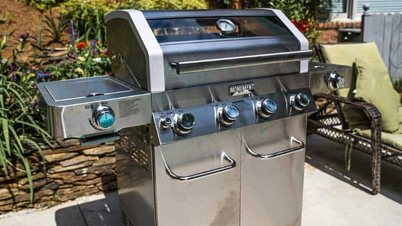 Best Stainless Steel Grill Reviews