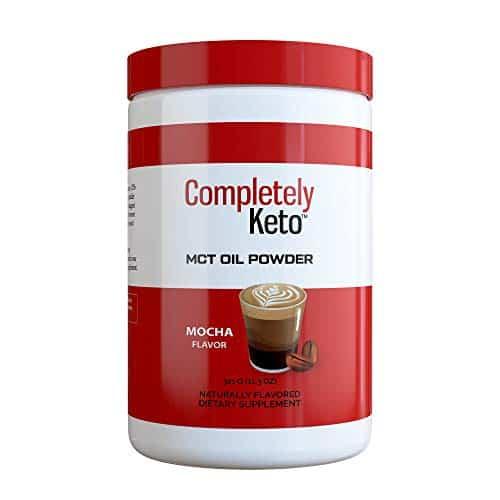Completely Keto – Mocha MCT Oil Powder