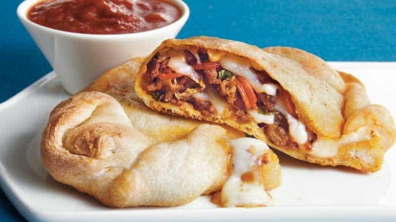 Easy Homemade Calzone Recipe