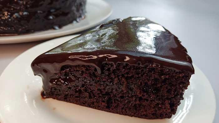 Fix Moist Cake