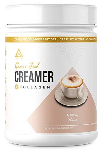 Grass-fed Keto Creamer: Collagen Protein + C8 MCT Oil + Irish Butter
