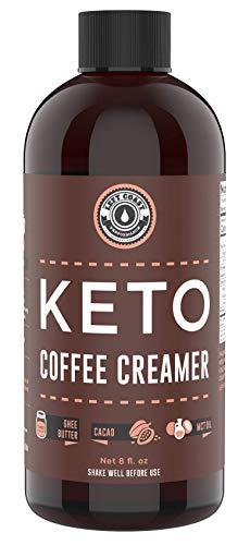 Keto Creamer with MCT Oil, Farm Fresh Ghee