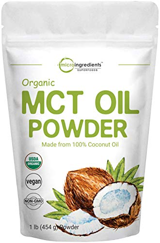 Micro Ingredients Organic MCT Oil Powder
