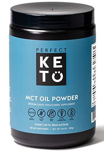 Perfect Keto MCT Oil C8 Powder