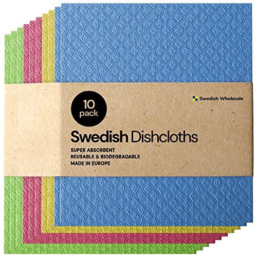 Swedish Cellulose Sponge Dishcloth