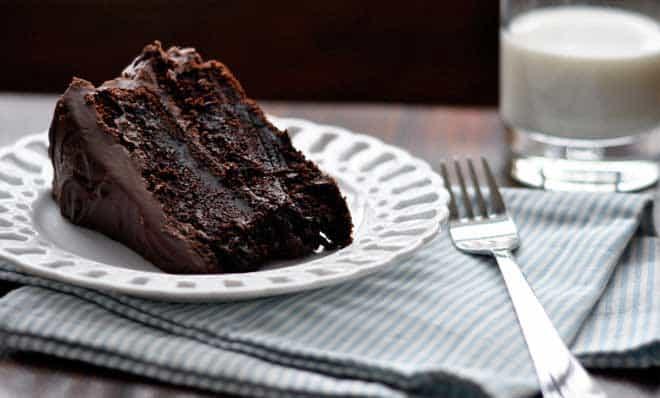a Moist Cake