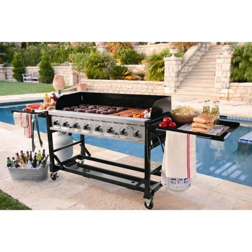 Commercial Grade Large Barbeque Grill