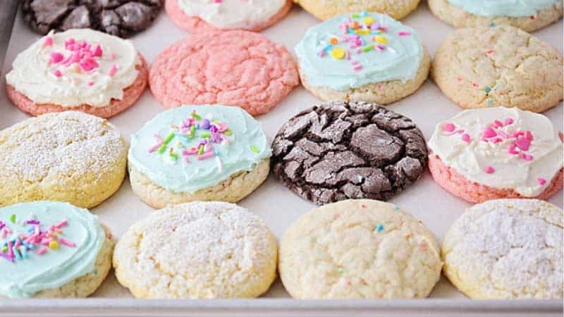 Easy Ways to Make Delicious Cookies from Cake Mix
