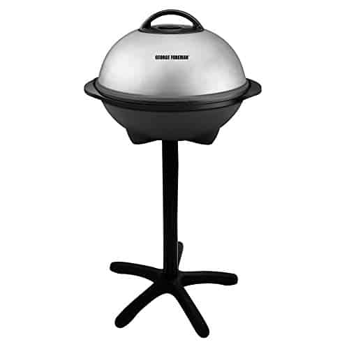 George Foreman Indoor/Outdoor Electric Grill GGR50B