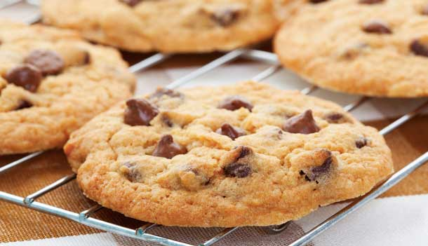 How to Make Cookies without Flour