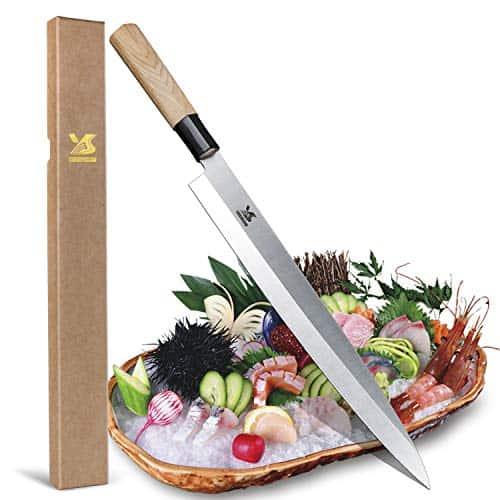 MSY BIGSUNNY Sushi Knife