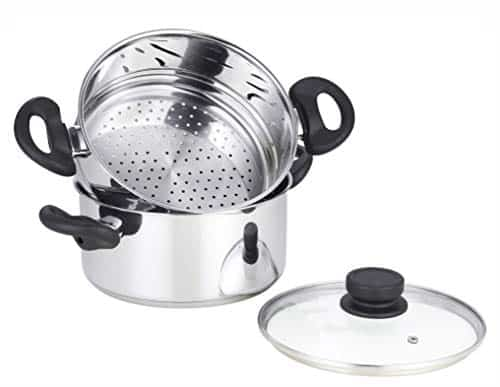 Mockins 3-Quart Cooking Pot
