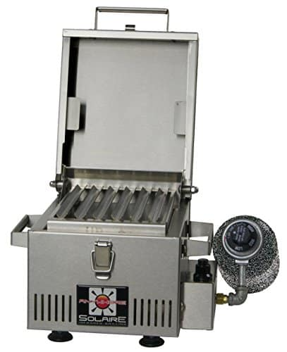 Solaire SOL-IR8A Infrared Propane Gas Grill