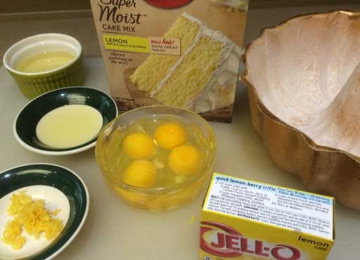 improve a boxed cake mix Add in Some More Eggs