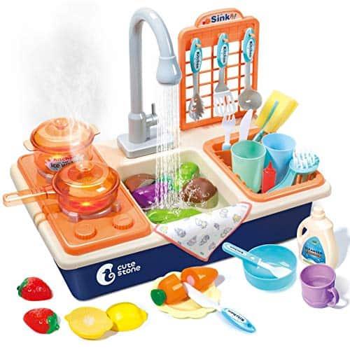 CUTE STONE Kitchen Set
