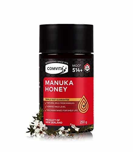 Comvita Certified UMF 15+ (MGO 514+) Raw Manuka Honey