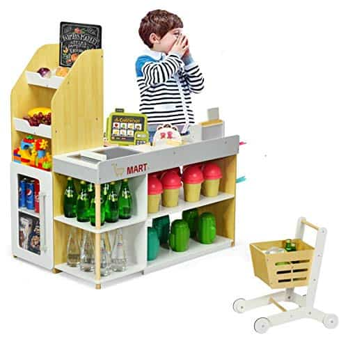 Kids Grocery Store from HONEY JOY
