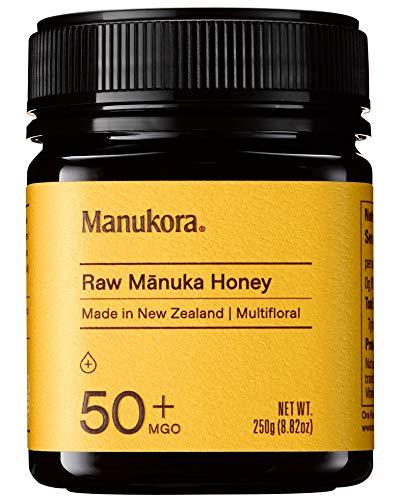 Manuka MGO 50+ Multifloral Raw Mānuka Honey