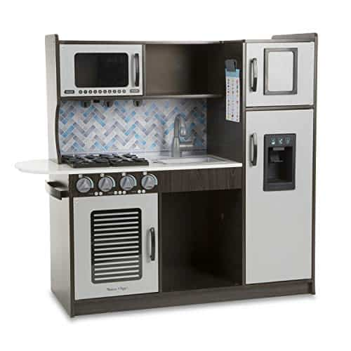 Melissa & Doug Wooden Chef's Toy Kitchen