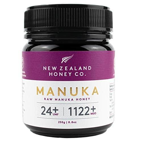New Zealand Honey Co. Raw Manuka Honey