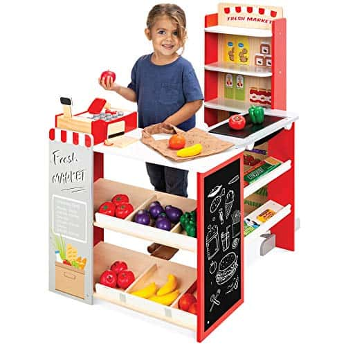 Pretend Grocery Store from Best Choice Products