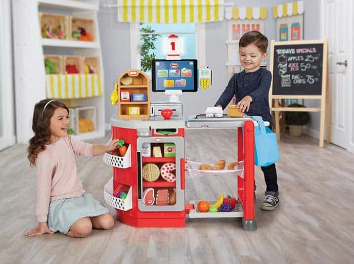Pretend Play Grocery Stores