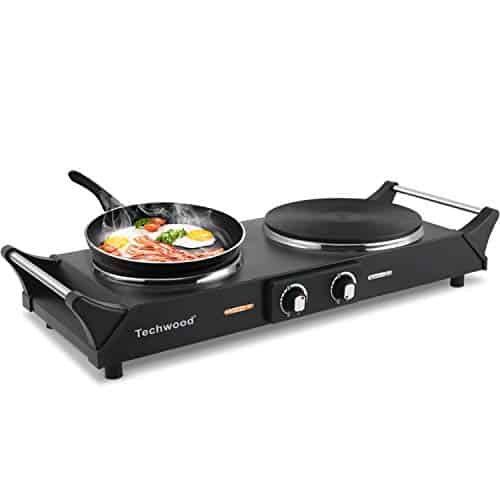 Techwood Portable Hot Plate