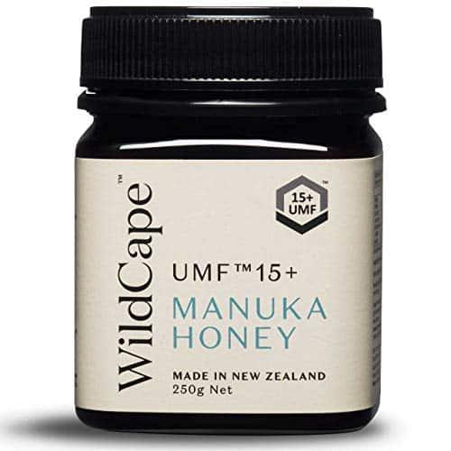 WildCape UMF Certified 15+ East Cape New Zealand Manuka Honey