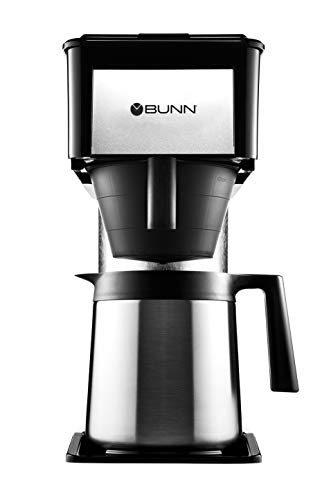 BUNN BTX-B(D) ThermoFresh High Altitude 10-Cup Home Thermal Carafe Coffee Brewer