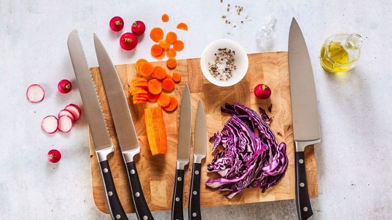 Best Kitchen Knife Sets Under $100