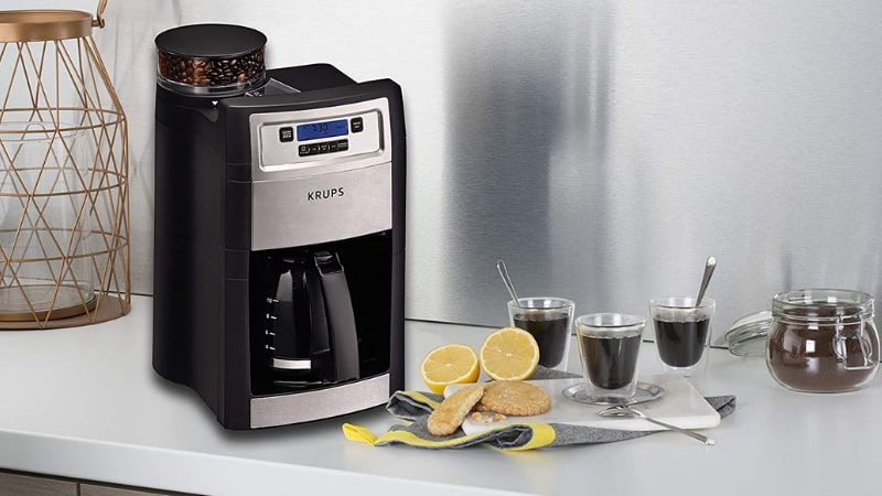 Best Krups Coffee Maker Reviews