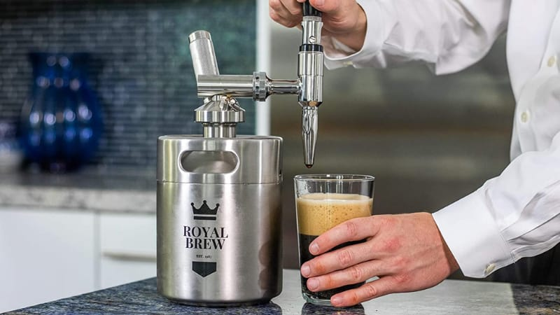 Best Nitro Cold Brew Coffee Maker