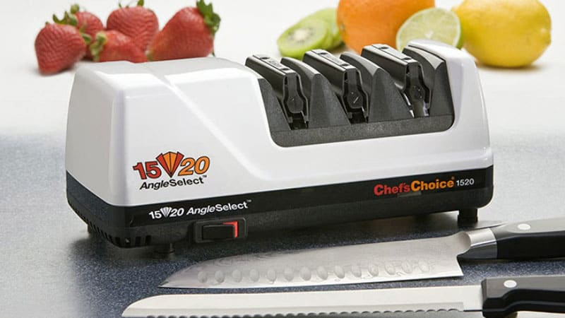 Best Serrated Knife Sharpener