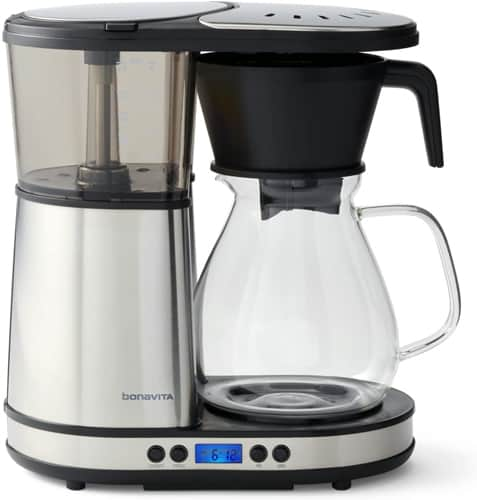 Bonavita BV1902DW 8-Cup One-Touch Coffee Maker