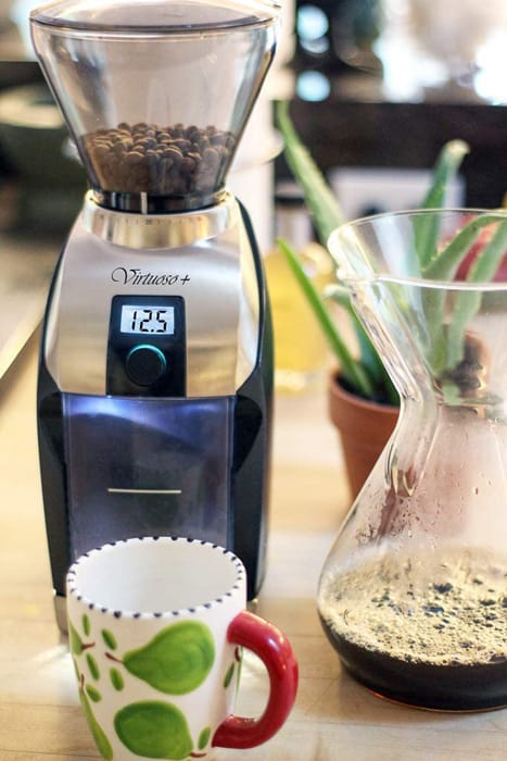 Coffee Grinders for Pour Over