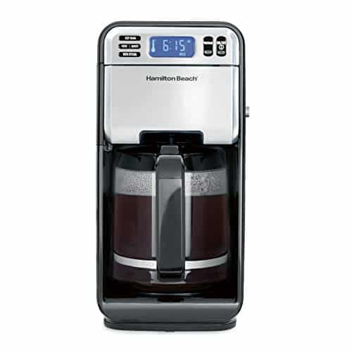 Hamilton Beach 46205 Programmable, Coffee Maker