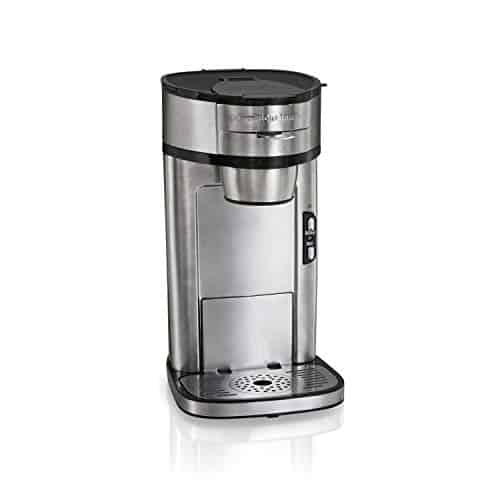 Hamilton Beach Scoop Single Serve Coffee Maker