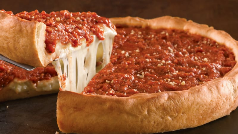 How to Reheat a Deep-dish Pizza