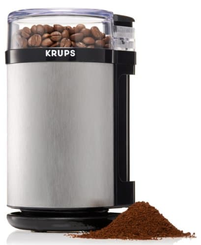KRUPS GX4100 Electric Grinder