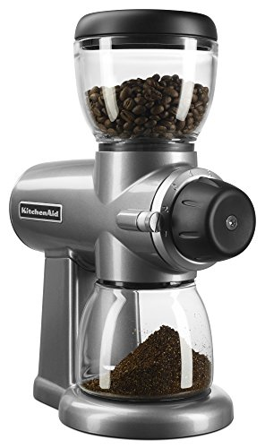KitchenAid KCG0702CS Burr Coffee Grinder