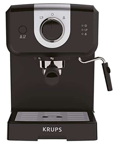 Krups 15-Bar Pump Espresso and Cappuccino Maker- XP3208