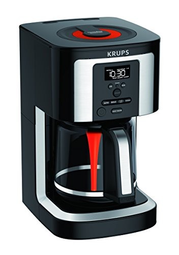 Krups, EC322, 14-Cup Programmable Coffee Maker