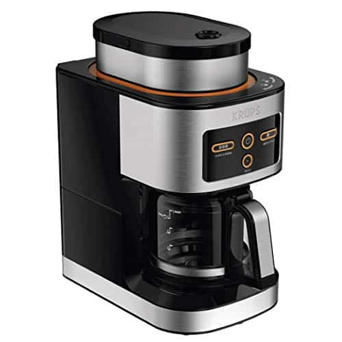 Krups Personal Café Grind Drip Maker- KM550D50