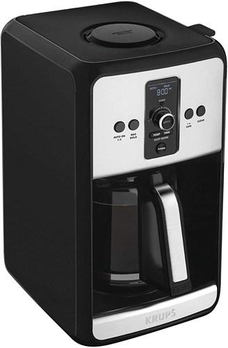 Krups Turbo Savoy 12 Cup Programmable Coffee Maker- EC411050