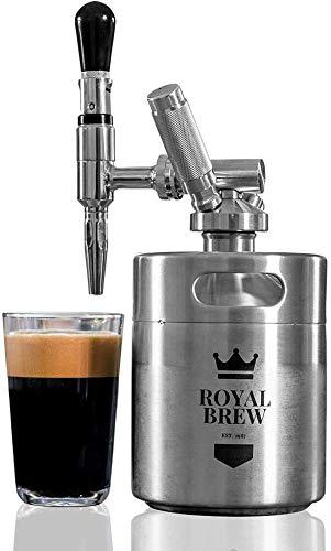 Royal Brew Nitro Cold Brew Coffee Maker